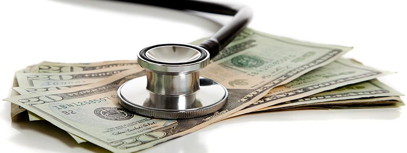 Wipe out medical bills with bankruptcy help.